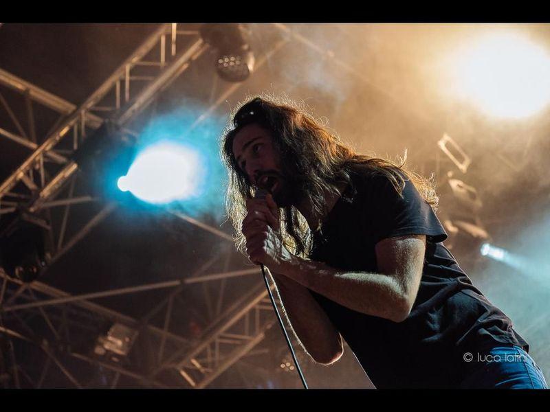 9 giugno 2017 - Sherwood Festival - Parcheggio Stadio Euganeo - Padova - Fast Animals and Slow Kids in concerto