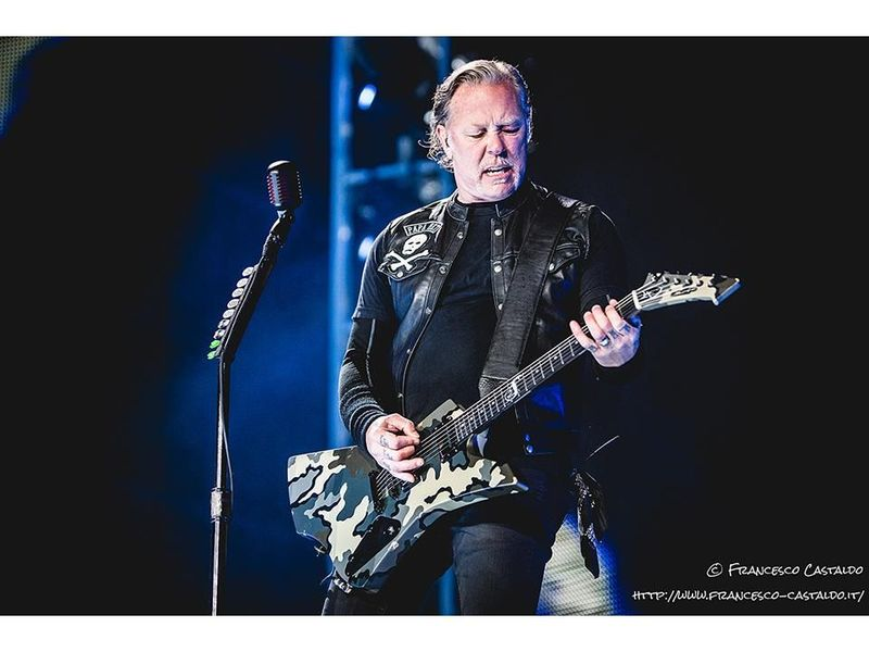I Metallica sono tornati in studio insieme: video