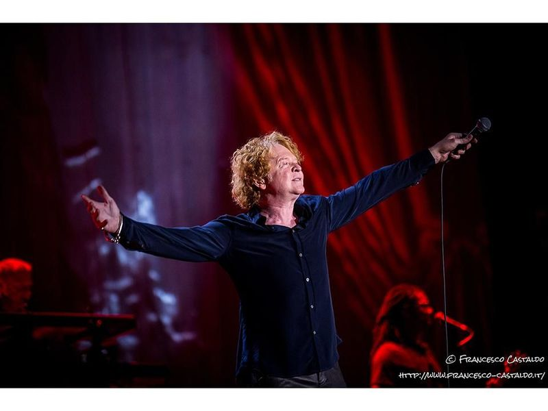 15 novembre 2015 - MediolanumForum - Assago (Mi) - Simply Red in concerto
