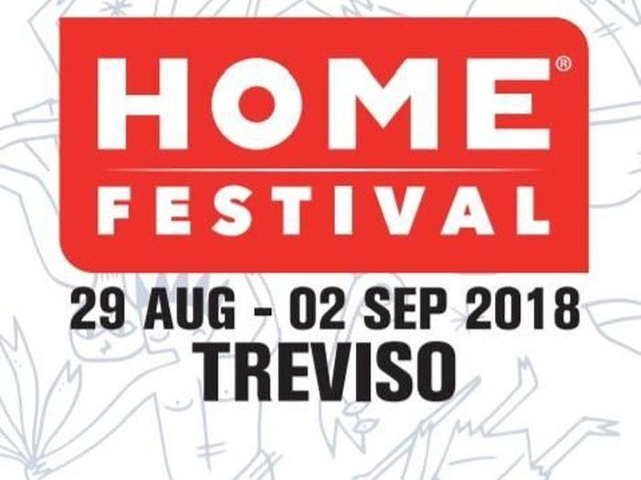 Home Festival, presentata l'edizione 2018: il programma completo, il prezzo dei biglietti