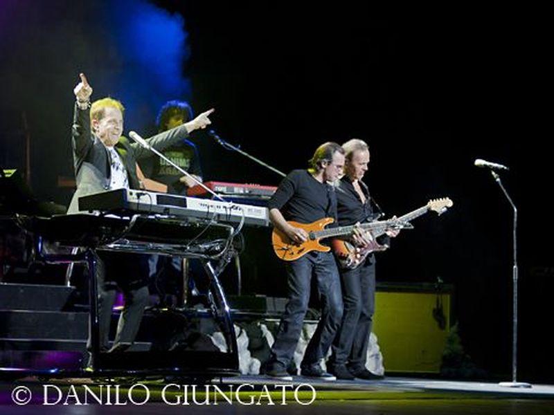 2 Aprile 2011 - Teatro Verdi - Firenze - Pooh in concerto