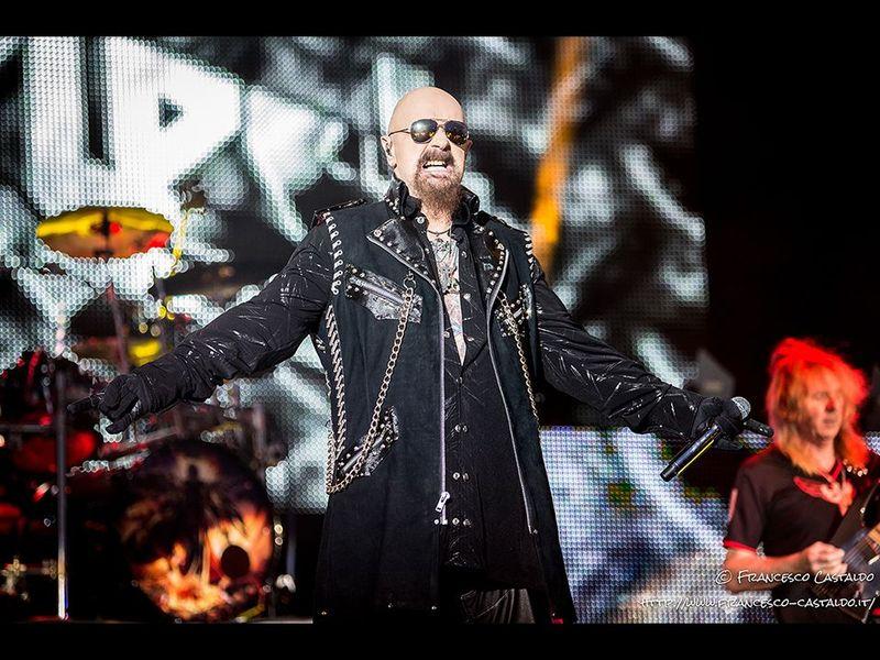 Judas Priest, Rob Halford rivela la sua battaglia contro il cancro