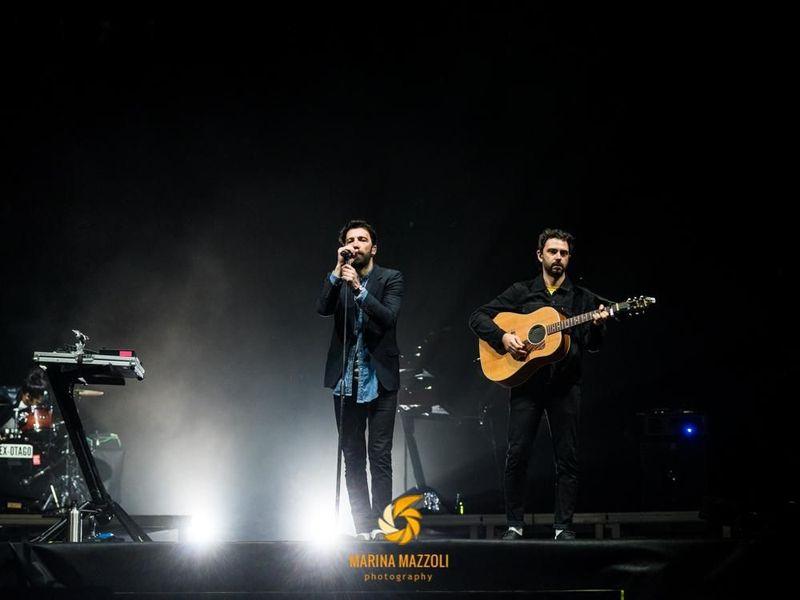 15 febbraio 2020 - RDS Stadium - Genova - Ex Otago in concerto
