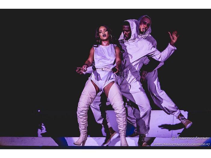 Rihanna, nuovo album, Sia rivela: 'I lavori a 'Anti' non sono ancora finiti'