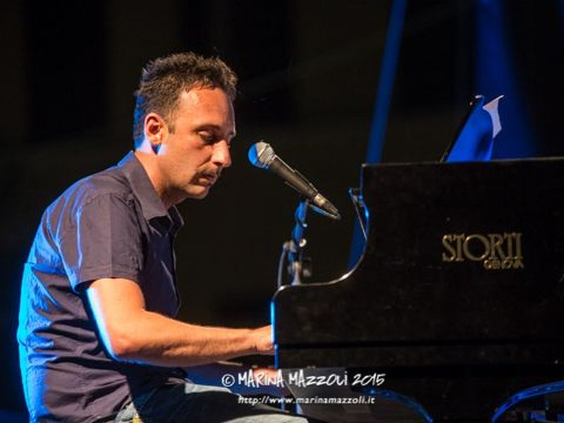 4 luglio 2015 - Anfiteatro Umberto Bindi - Santa Margherita Ligure (Ge) - Dante Francani in concerto