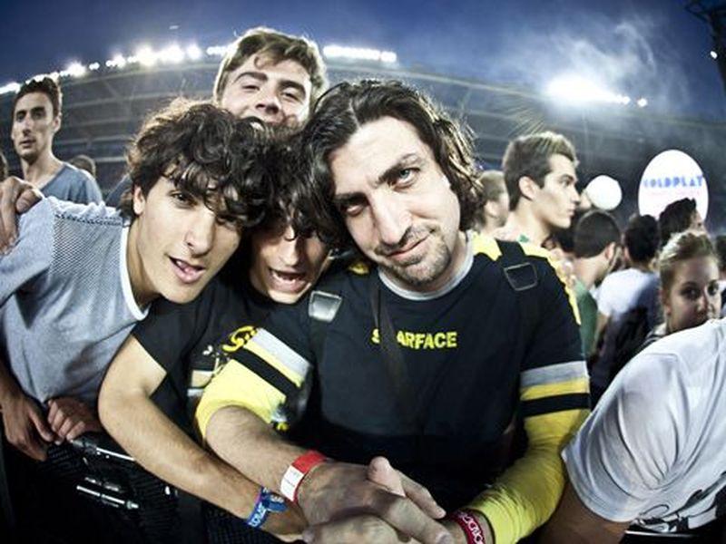 24 maggio 2012 - Stadio Olimpico - Torino - Pubblico Coldplay in concerto