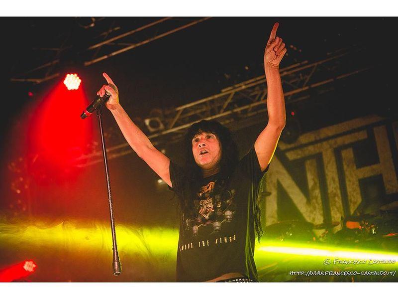 14 marzo 2017 - Live Club - Trezzo sull'Adda (Mi) - Anthrax in concerto