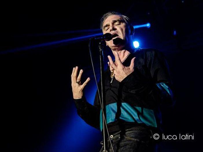 Morrissey: la ristampa di 'Vauxhall and I' contiene anche un live del 1995