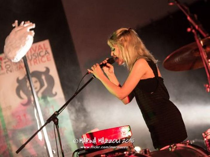 Fonoprint Live Sessions: Beatrice Antolini canta 'What You Want'