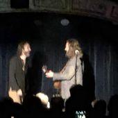 12 febbraio 2020 - Omeara  - Londra - Black Crowes in concerto