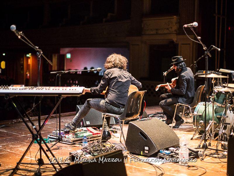 29 ottobre 2014 - Teatro dell'Archivolto - Genova - Daniele Celona in concerto