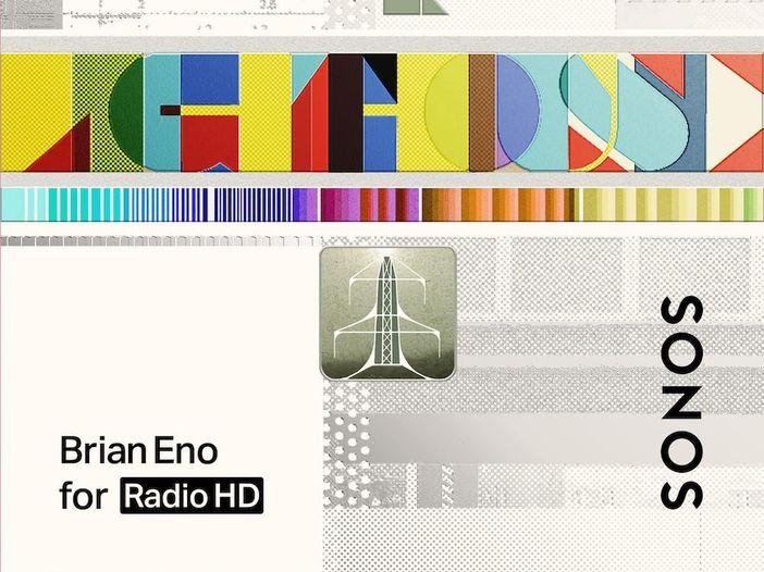 Roger e Brian Eno: esce la versione deluxe di 'Mixing Colours' con nuovi brani