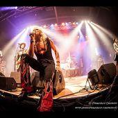 25 ottobre 2015 - Live Club - Trezzo sull'Adda (Mi) - Michael Monroe in concerto