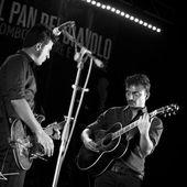15 gennaio 2014 - Geoxino - Padova - Il Pan del Diavolo in concerto