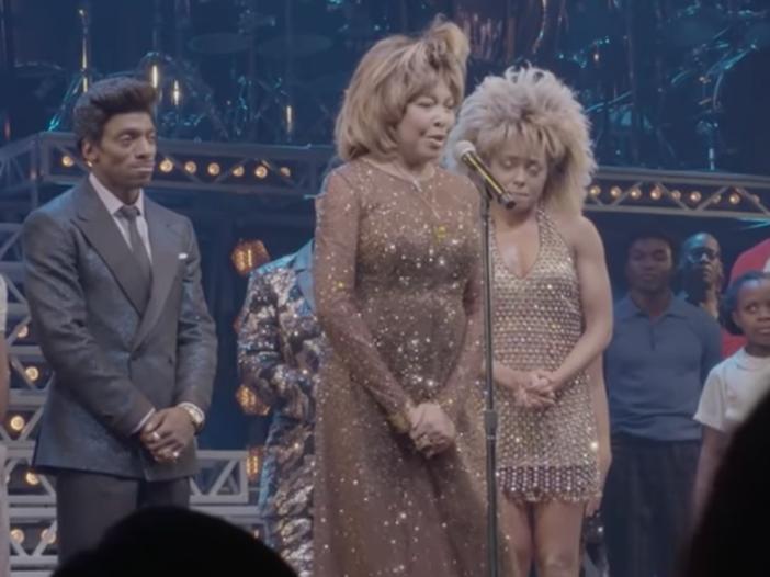 E' Tina Turner la regina dei concerti