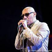 12 settembre 2014 - Carroponte - Sesto San Giovanni (Mi) - Giuliano Palma in concerto
