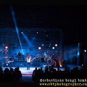 25 agosto 2014 - Cavea del Nuovo Teatro dell'Opera - Firenze - Elbow in concerto