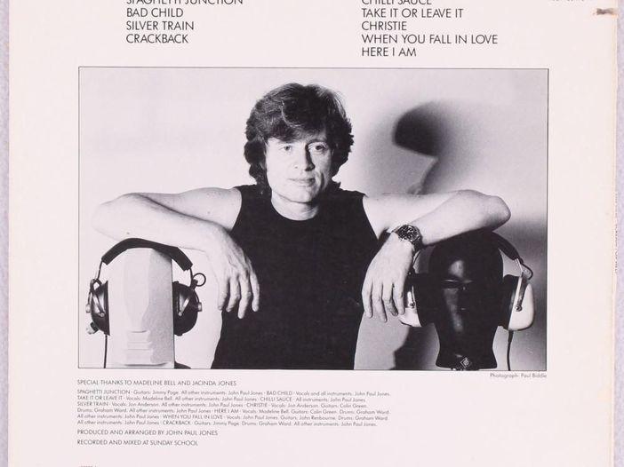 John Paul Jones: i lavori da solista e collaboratore del baricentro dei Led Zeppelin