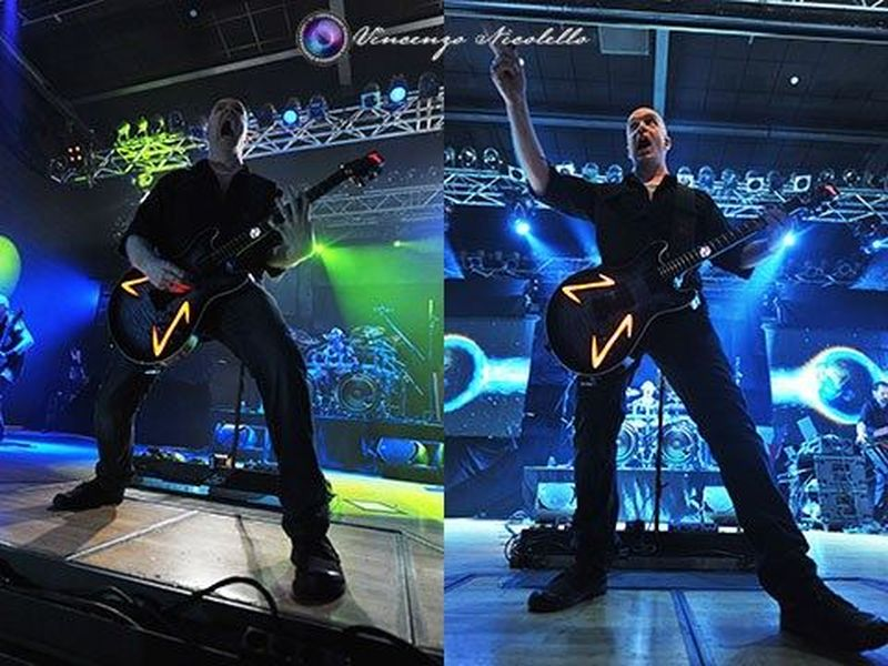 8 marzo 2015 - Live Club - Trezzo sull'Adda (Mi) - Devin Townsend Project in concerto