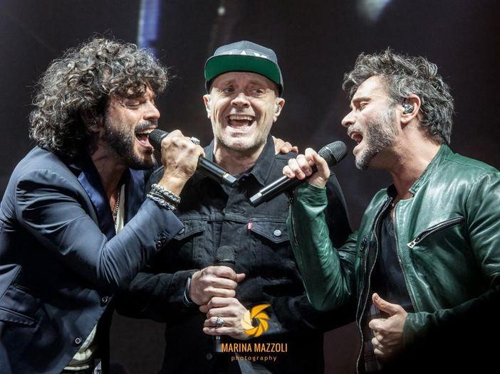 Sanremo 2018: Nek, Max Pezzali e Francesco Renga saranno super ospiti