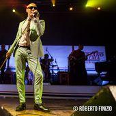 6 settembre 2013 - Carroponte - Sesto San Giovanni (Mi) - Giuliano Palma in concerto