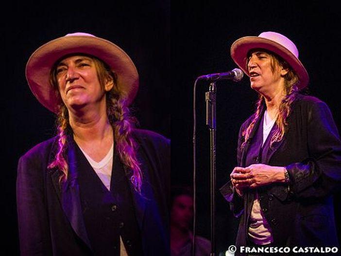 Concerti, Patti Smith, live dedicato a Pasolini l'1 agosto a Villa Manin