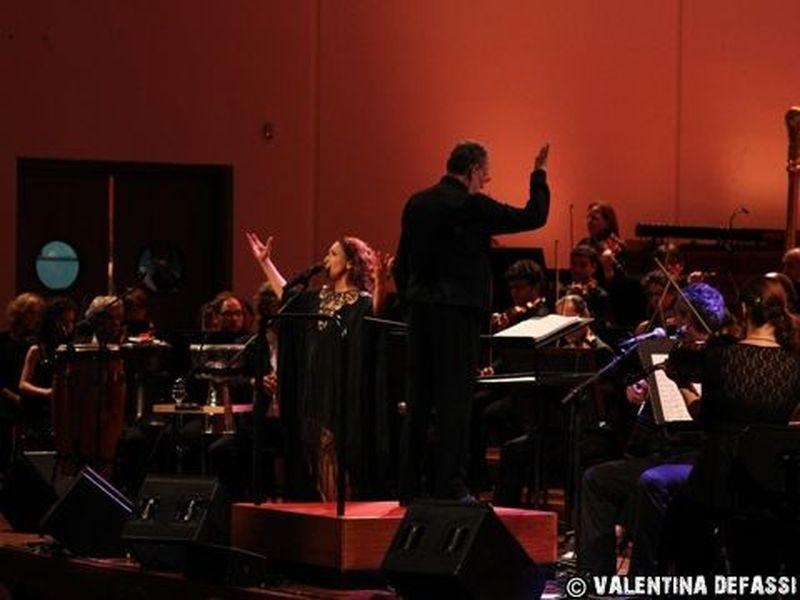 21 settembre 2014 - Auditorium Rai Arturo Toscanini  - Torino - Noa in concerto