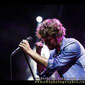 8 luglio 2015 - Lucca Summer Festival - Piazza Napoleone - Lucca - Paolo Nutini in concerto