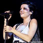 28 Ottobre 2009 - Alcatraz - Milano - Lily Allen in concerto