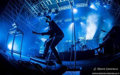 10 febbraio 2020 - Atlantico Live - Roma - Editors in concerto