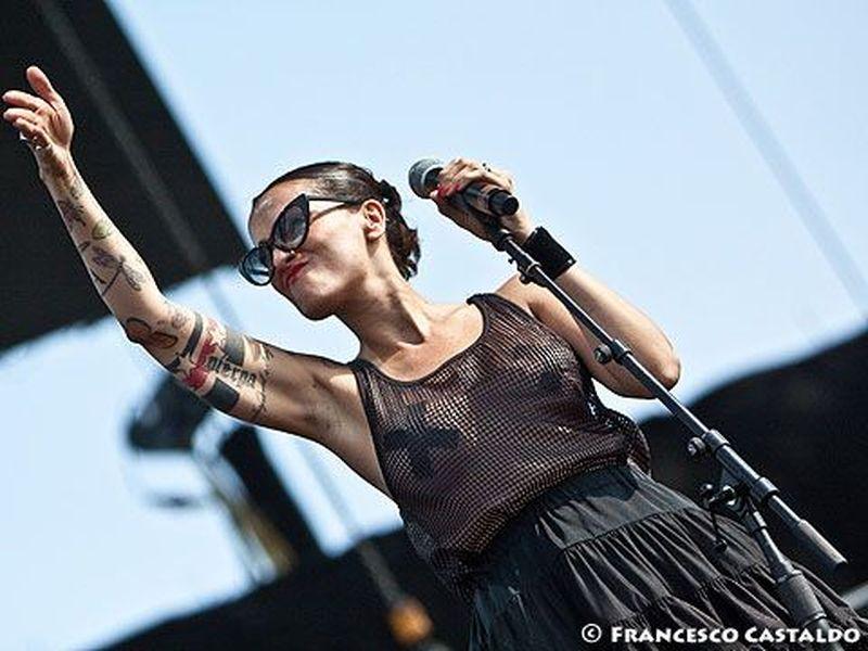 5 Luglio 2010 - Heineken Jammin' Festival - Parco San Giuliano - Mestre (Ve) - Airys in concerto