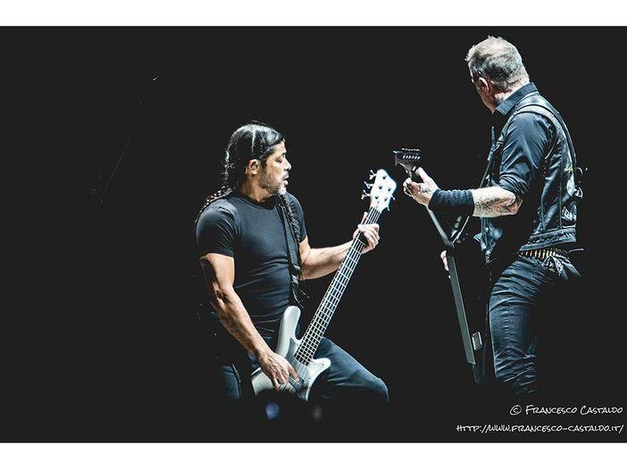 Metallica: terzo inedito da ascoltare, 'Hell and back'