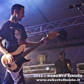 19 giugno 2012 - Circolo Magnolia - Segrate (Mi) - Rise Against in concerto