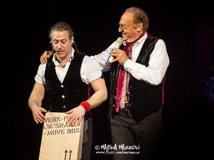 """Renzo Arbore commenta i 50 anni dal debutto in radio di """"Alto Gradimento"""""""