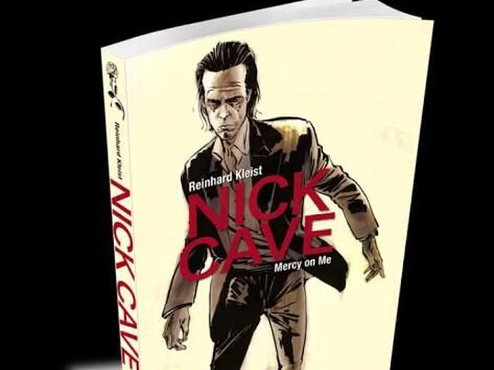 Nick Cave protagonista di una graphic novel