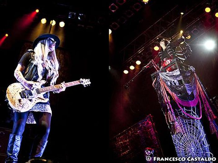 Alice Cooper, fuori il 21 ottobre 'Raise the dead - Live from Wacken'
