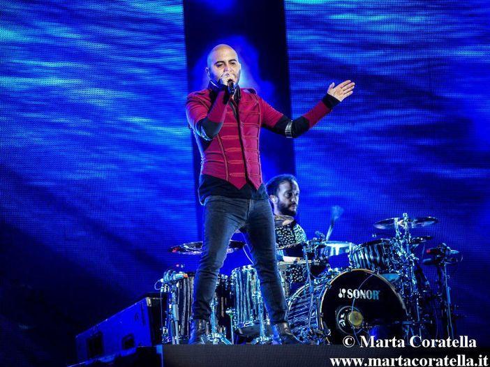 Negramaro: 'La rivoluzione sta arrivando tour' approda a Roma, tra film e musica - LIVE REPORT