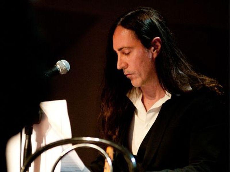 3 maggio 2013 - Sala Vanni - Firenze - Cesare Basile in concerto
