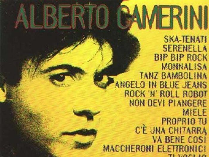 Alberto Camerini compie oggi gli anni: le sue migliori collaborazioni