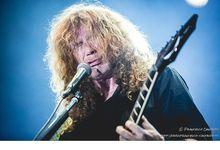 Dave Mustaine ha concluso la terapia per il cancro alla gola