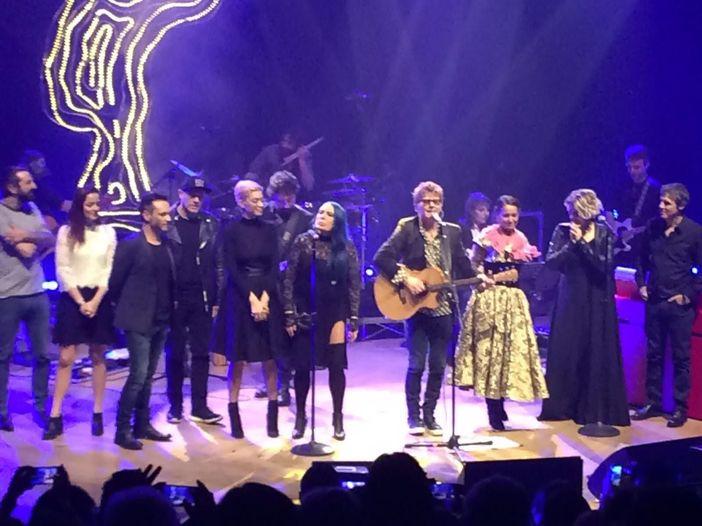Ron, il concerto con ospiti a Milano: la scaletta