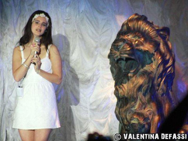 3 maggio 2013 - PalaOlimpico - Torino - Lana Del Rey in concerto