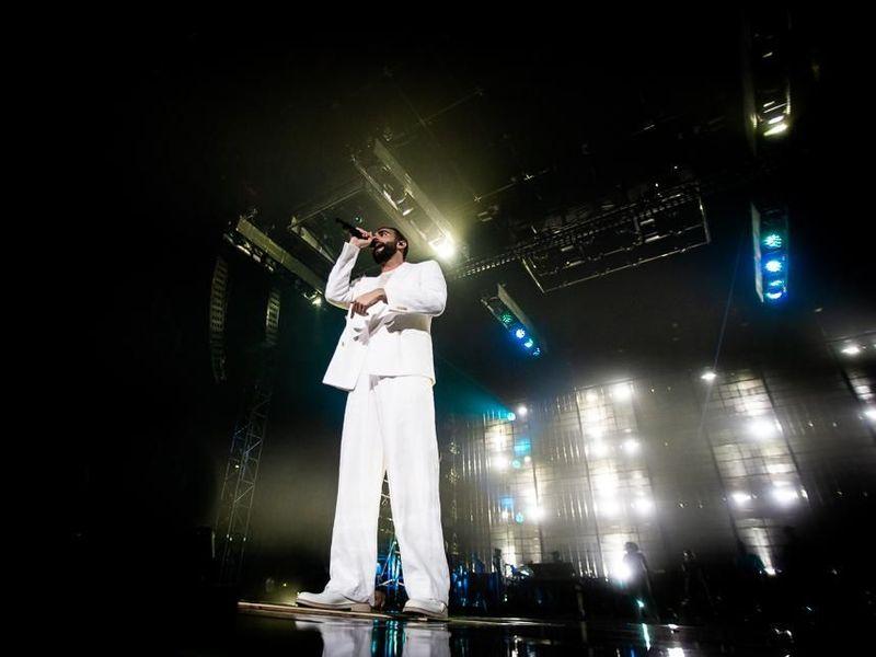 8 maggio 2019 - Palazzo dello Sport - Roma - Marco Mengoni in concerto
