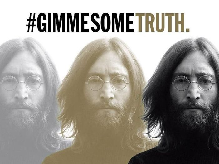 John Lennon, da 'Imagine – The Ultimate Collection' il video inedito delle registrazioni di 'How Do You Sleep?' con George Harrison e la Plastic Ono Band – VIDEO/GUARDA