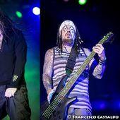 24 giugno 2013 - Ippodromo del Galoppo - Milano - Korn in concerto