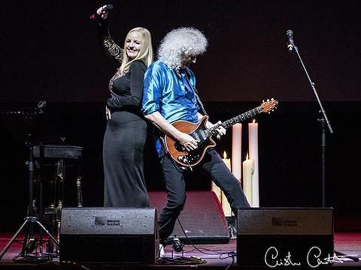 Brian May (Queen) promette album di riff con Tony Iommi (Black Sabbath)