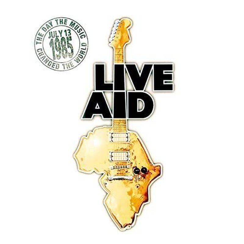 Trentacinque anni fa il Live Aid