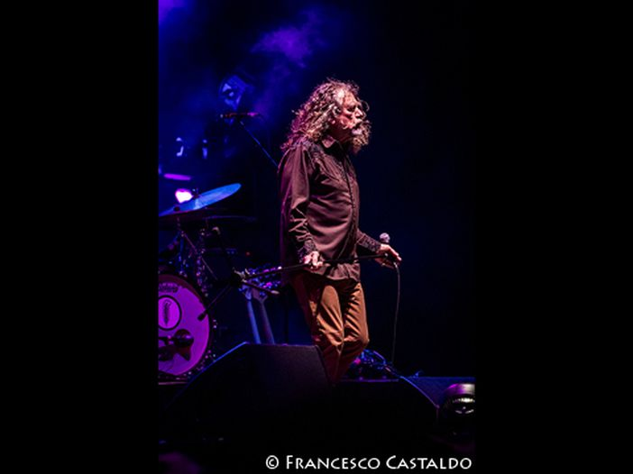 Robert Plant, si intitola 'lullaby and...The ceaseless roar' il nuovo album