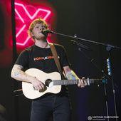 16 marzo 2017 - PalaAlpitour - Torino - Ed Sheeran in concerto