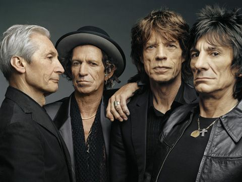 The Rolling Stones ready for new rehearsal sessions
